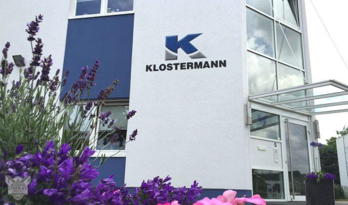 Erscheinungsbild Firma klostermann