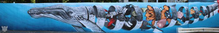 Graffiti Wal Remscheid