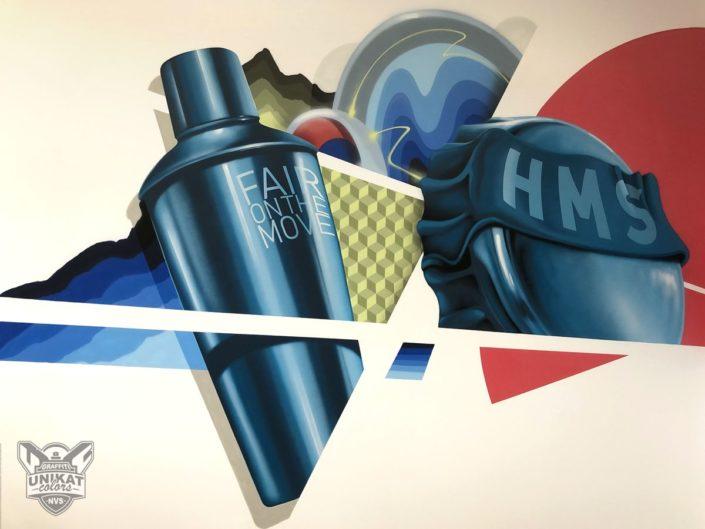 Graffiti Shaker