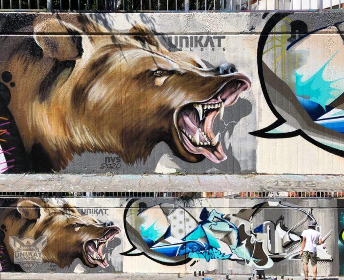 Graffiti Style Köln