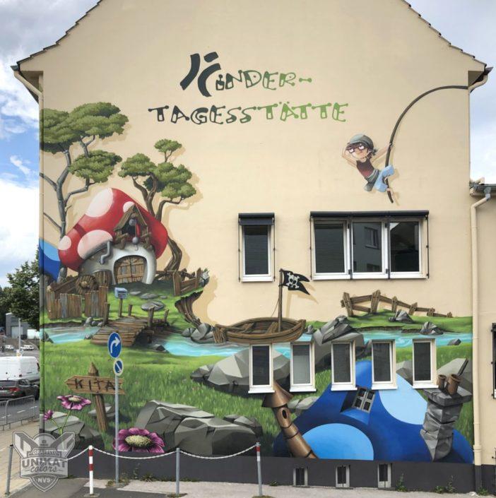 Mural Germany