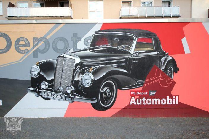 Graffiti Oltimer